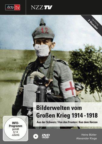 DVD »Bilderwelten vom großen Krieg 1914-1918«