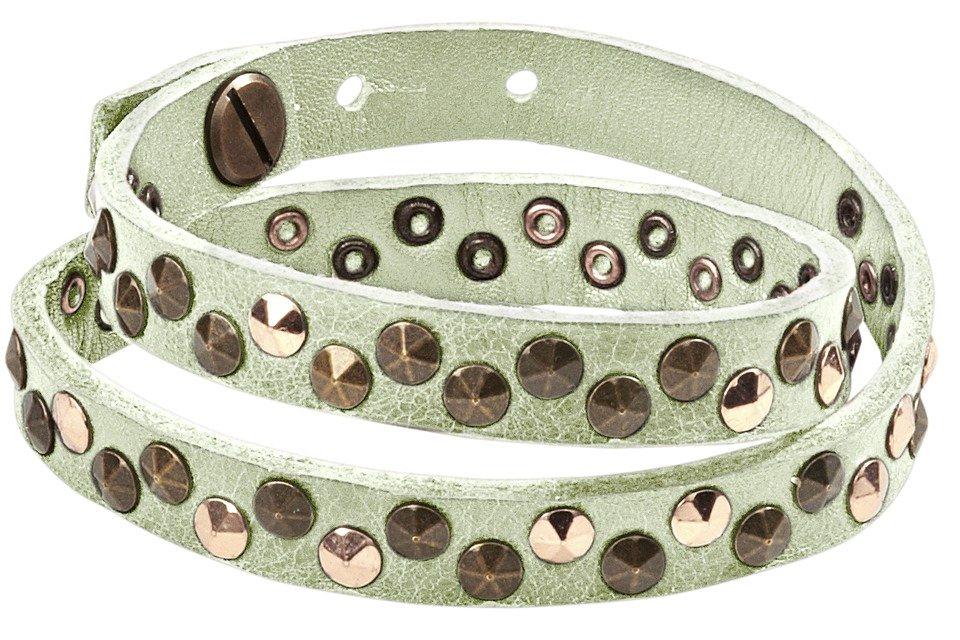 Heine Armband in mint