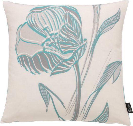 Kissenhülle »Strichblume«, emotion textiles