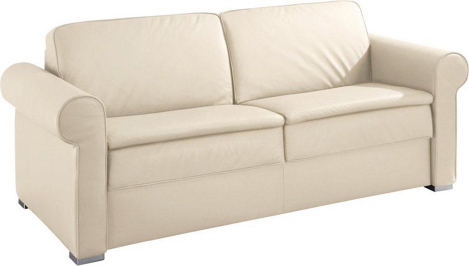 reposa Schlafsofa mit Dauerschlaffunktion »Nova Comfort«, Breite 206 cm in beige