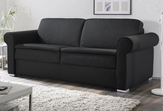 reposa Schlafsofa »Savona«, mit Dauerschlaffunktion, Breite 206 cm