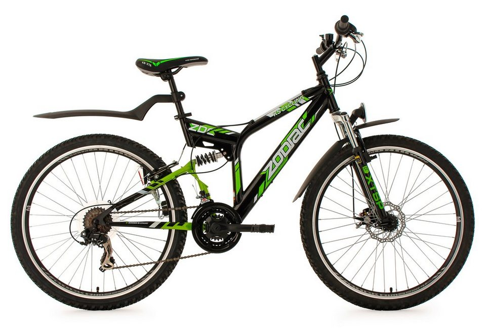 fully mountainbike 26 zoll shimano 21 gang. Black Bedroom Furniture Sets. Home Design Ideas