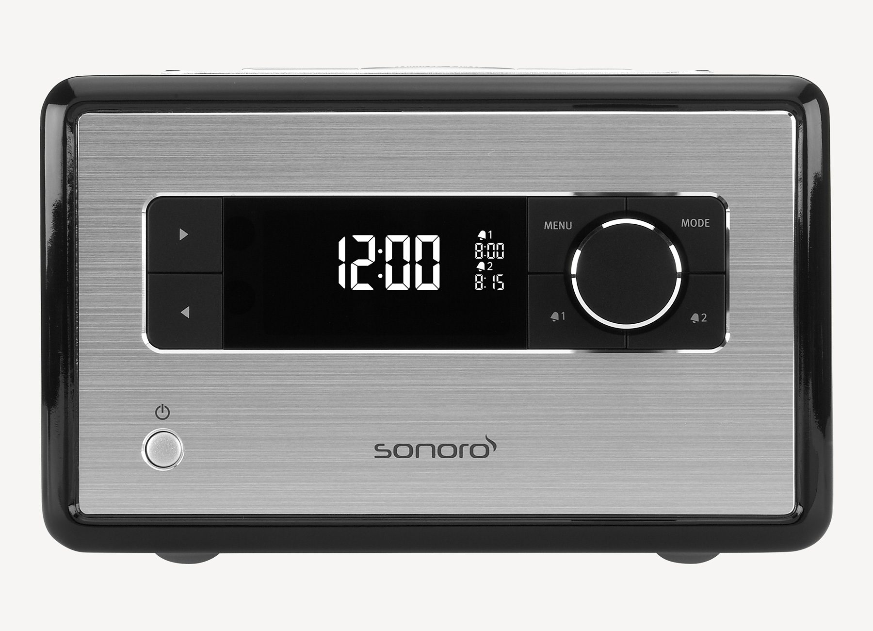 sonoro Digitalradio mit Bluetooth »RADIO Schwarz«