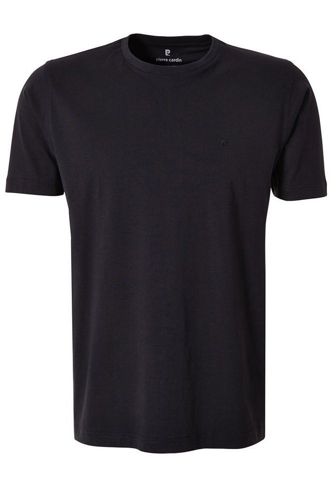 PIERRE CARDIN T-Shirt in SCHWARZ