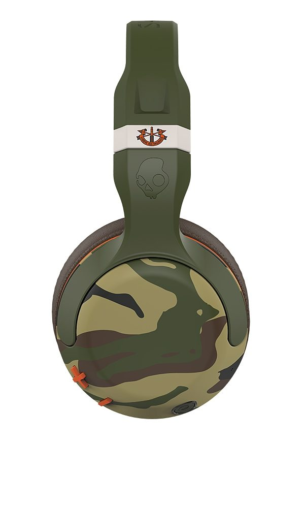 Skullcandy Headset »HESH 2 OVER-EAR WIRELESS CAMO/OLIVE/OLIVE«
