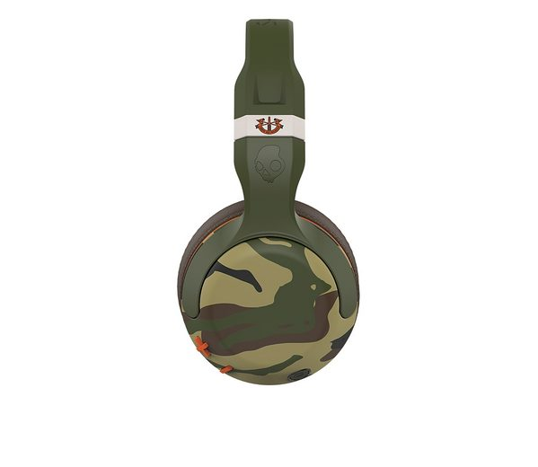 Skullcandy Headset »HESH 2 OVER-EAR WIRELESS CAMO/OLIVE/OLIVE«