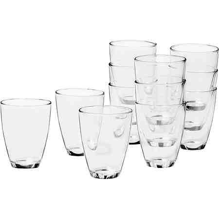 Technik: Haushalt: Gläser