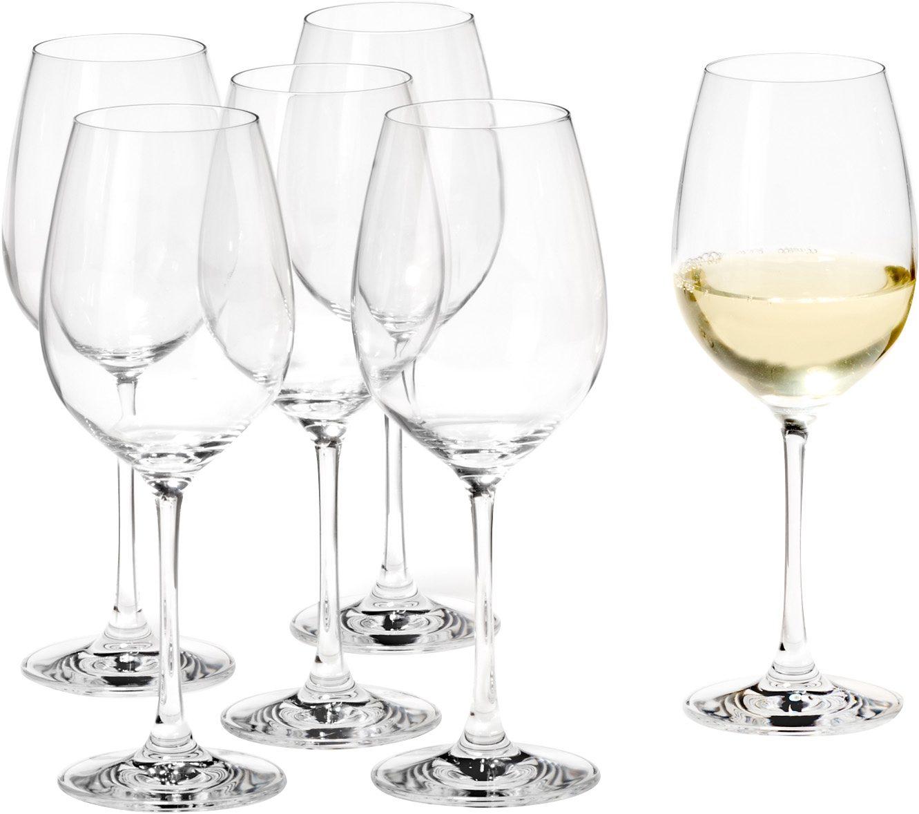 Set: Weißweinglas, Leonardo, »City Barcelona« (6-tlg.)