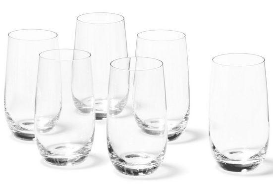 LEONARDO Glas »Tivoli«, Glas, 6-teilig