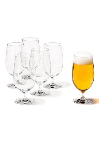 LEONARDO Stiklinės alui (6 dalių)