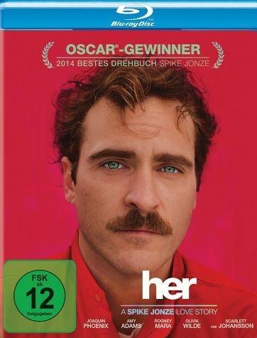 Blu-ray »Her«
