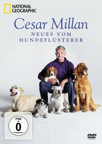 DVD »National Geographic - Cesar Millan: Neues vom...«