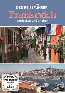 DVD »Der Reiseführer - Frankreich«