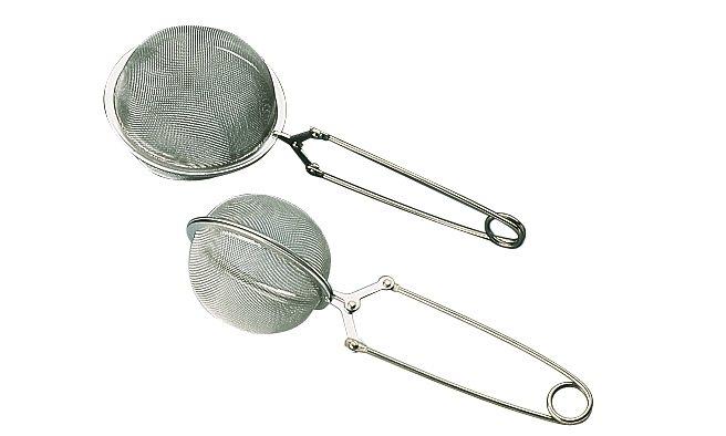 Küchenprofi Tee-/Gewürzzange in Silber