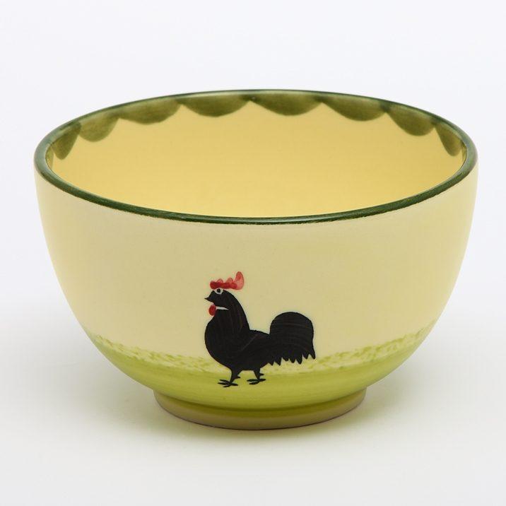 Zeller Keramik Bowl »Hahn und Henne«