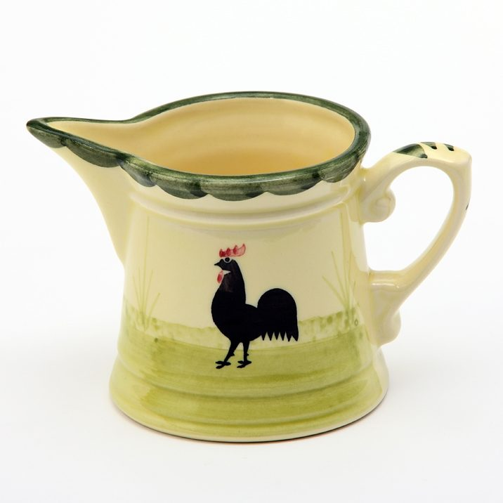 Zeller Keramik Rahmgießer »Hahn und Henne«