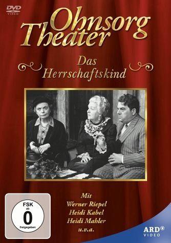 DVD »Ohnsorg Theater: Das Herrschaftskind«
