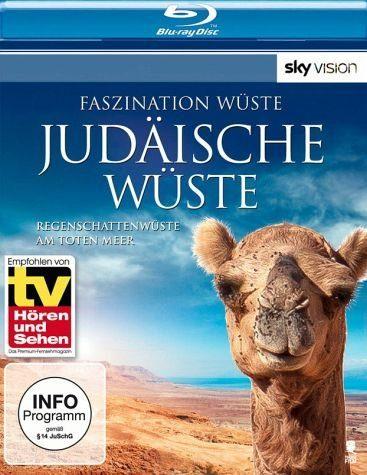 Blu-ray »Faszination Wüste: Judäische Wüste«