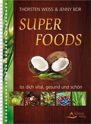 Broschiertes Buch »Super Foods«