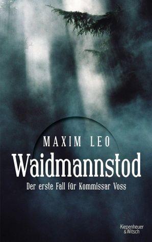 Broschiertes Buch »Waidmannstod / Kommissar Voss Bd.1«
