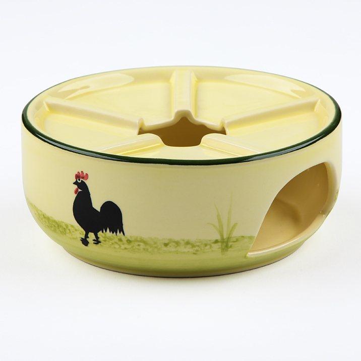 Zeller Keramik Teewärmer »Hahn und Henne« in Mehrfarbig