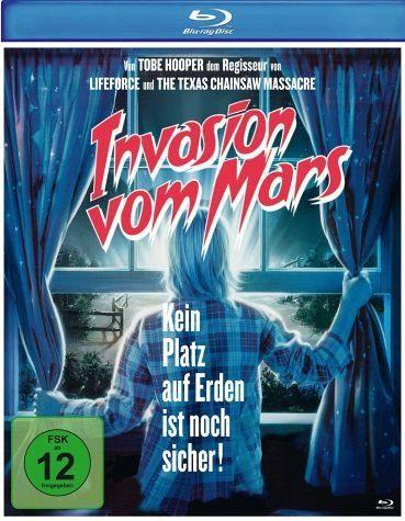 Blu-ray »Invasion vom Mars«