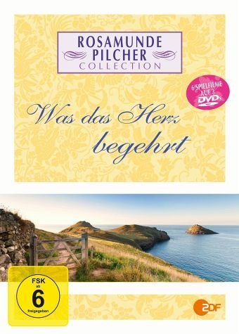 DVD »Rosamunde Pilcher Collection XVII - Was das...«