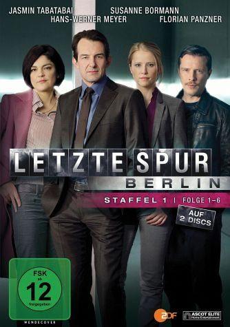 DVD »Letzte Spur Berlin - Staffel 1 (2 Discs)«