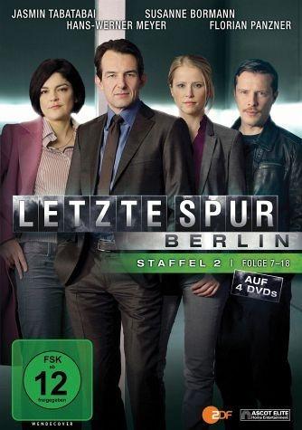 DVD »Letzte Spur Berlin - Staffel 2 (4 Discs)«