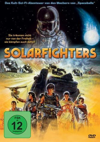 DVD »Solarfighters«