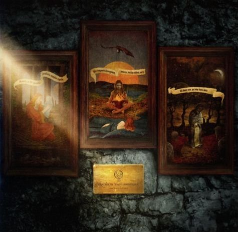 Audio CD »Opeth: Pale Communion«