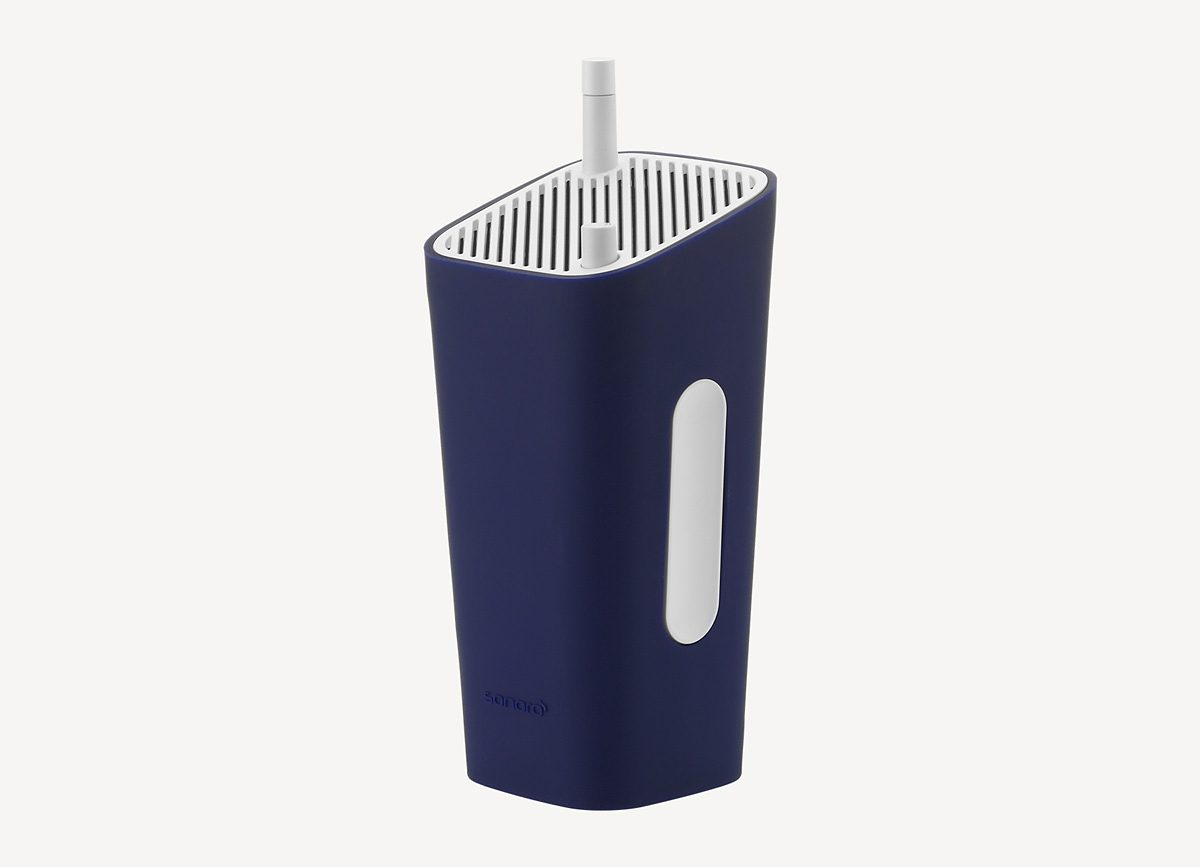 sonoro Tragbares DAB+ Radio »GoLondon Silikon«