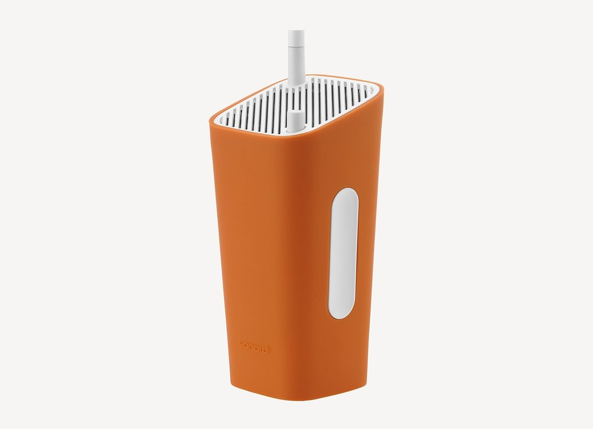 sonoro Tragbares DAB+ Radio »GoLondon Orange«