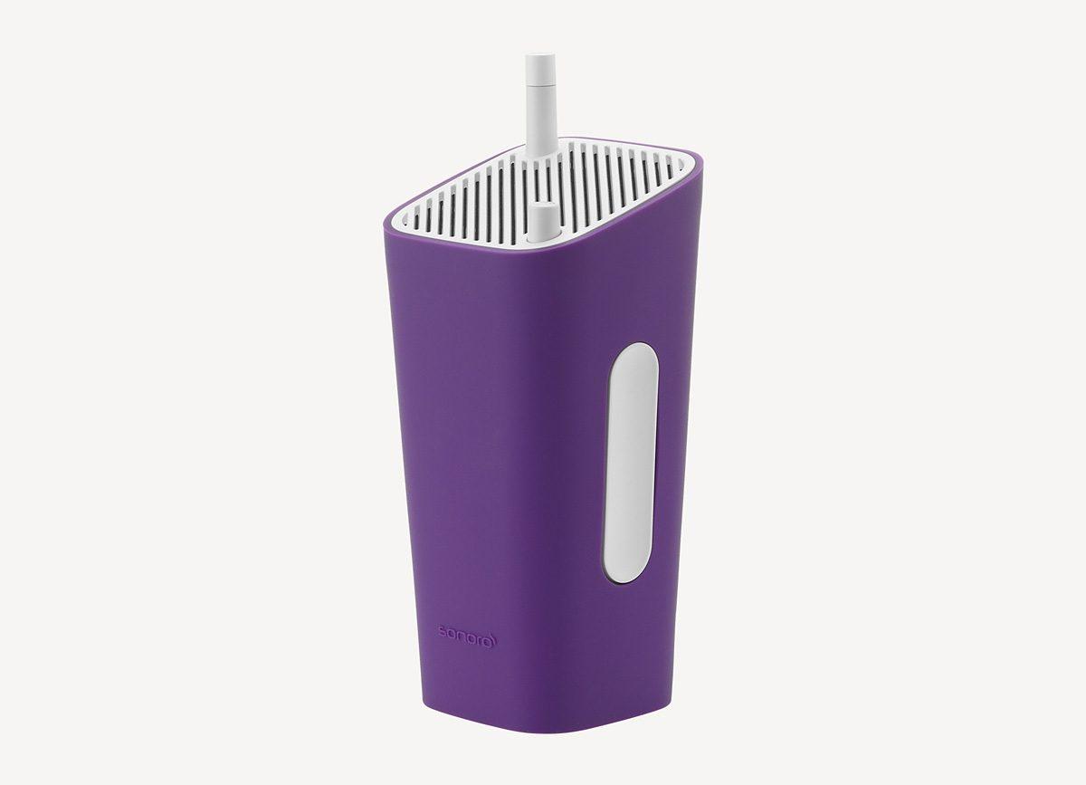sonoro Tragbares DAB+ Radio »GoLondon Violett«
