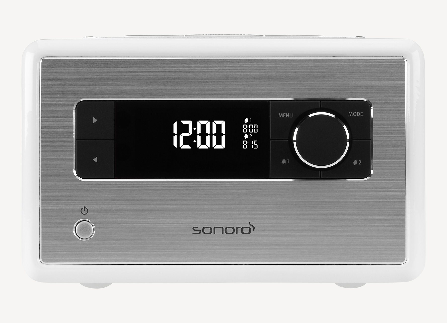 sonoro Digitalradio mit Bluetooth »RADIO Weiss«