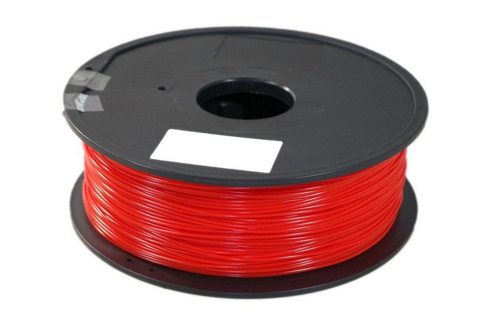FELIXprinters Filament für 3D Drucker »PLA 1.75, rot«