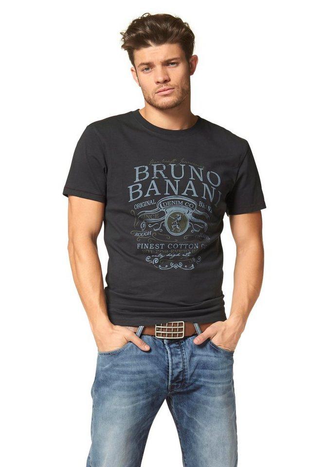 Bruno Banani T-Shirt in grafit