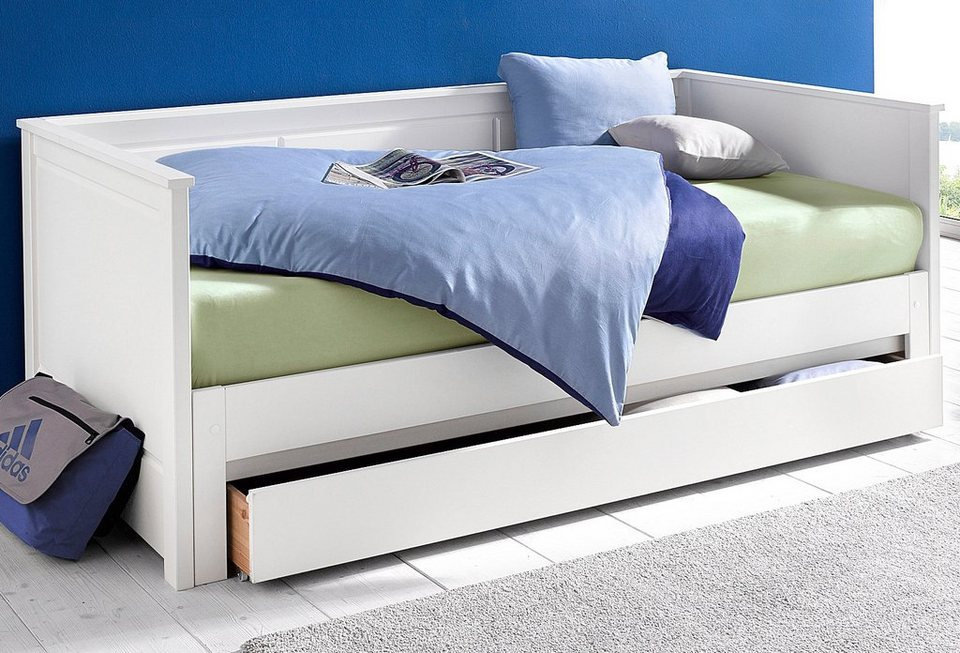 Funktionsbett Mit 2 Schlafgelegenheit Liegefläche 90x200 Cm Bzw 180x200 Cm Online Kaufen Otto