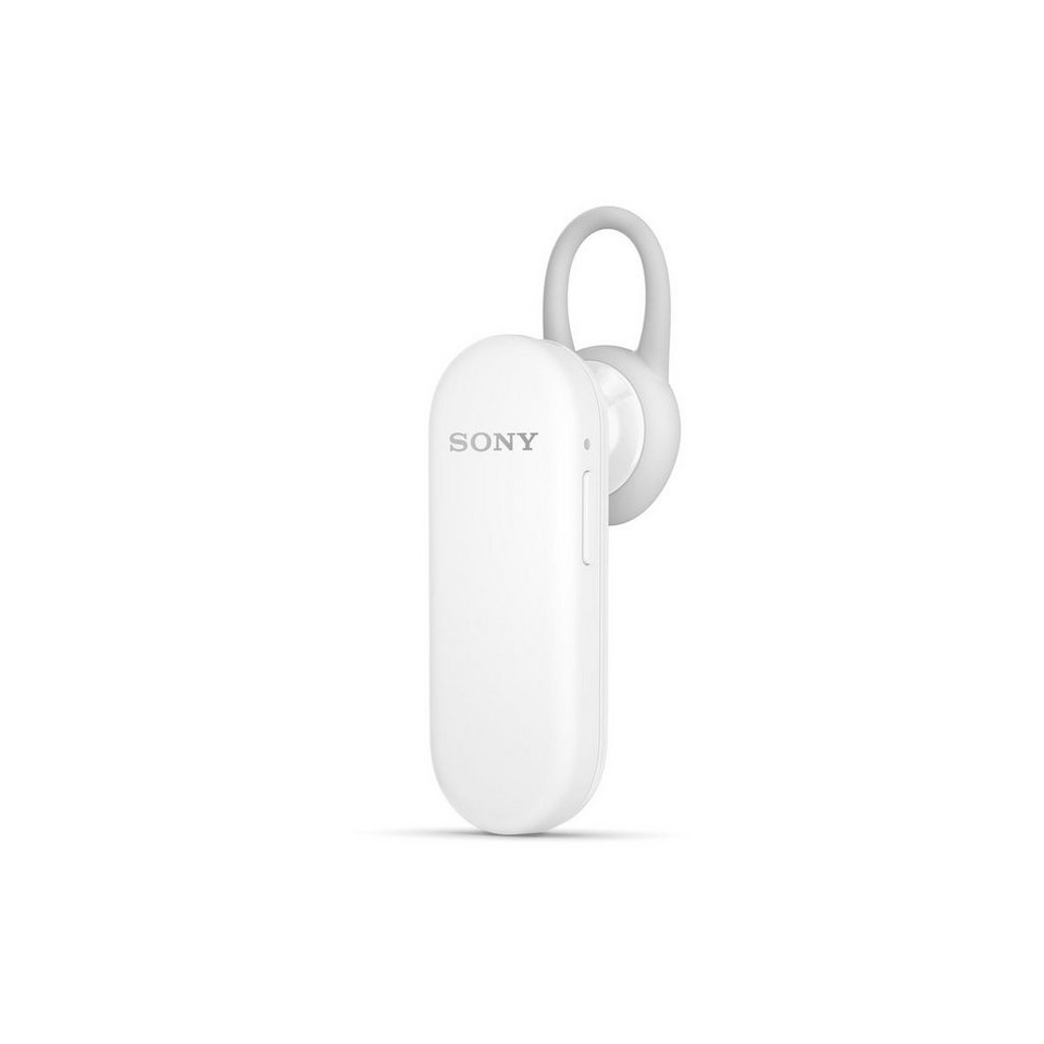 Sony Headset »Mono-Bluetooth Headset MBH20, Weiß«