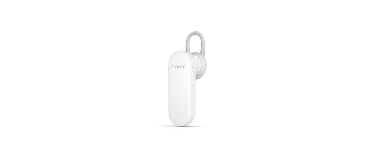 Sony Headset »Mono-Bluetooth Headset MBH20, Weiß«