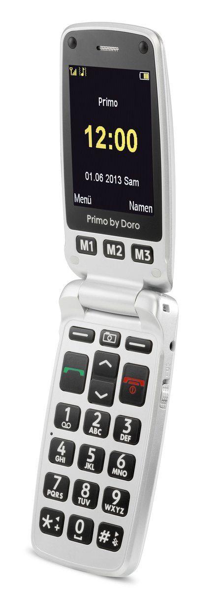 Doro Handy »Primo 413, Weiß«