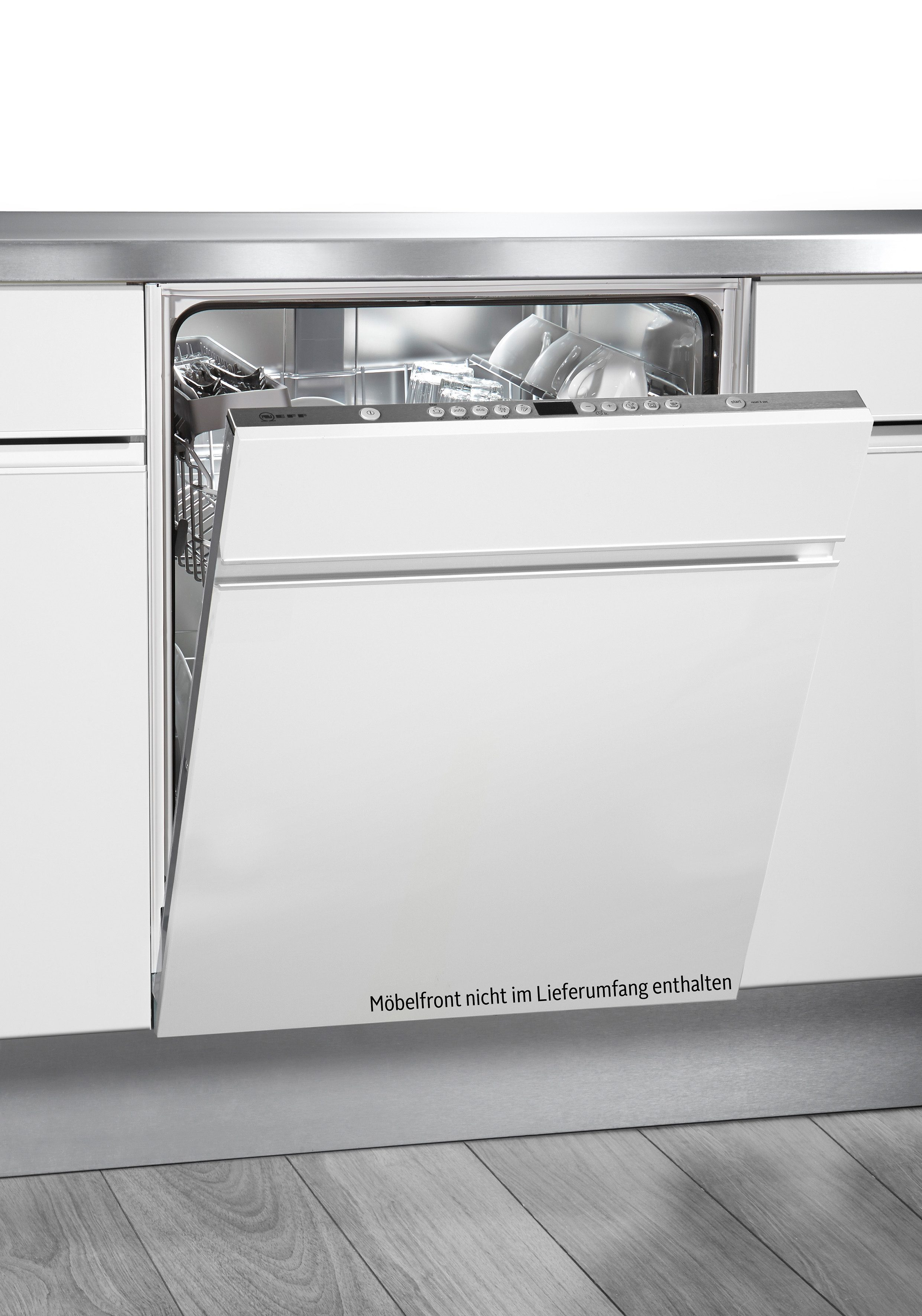 Neff Vollintegrierbarer Großraum-Geschirrspüler GX 555, A++, 9,5 Liter, 13 Maßgedecke