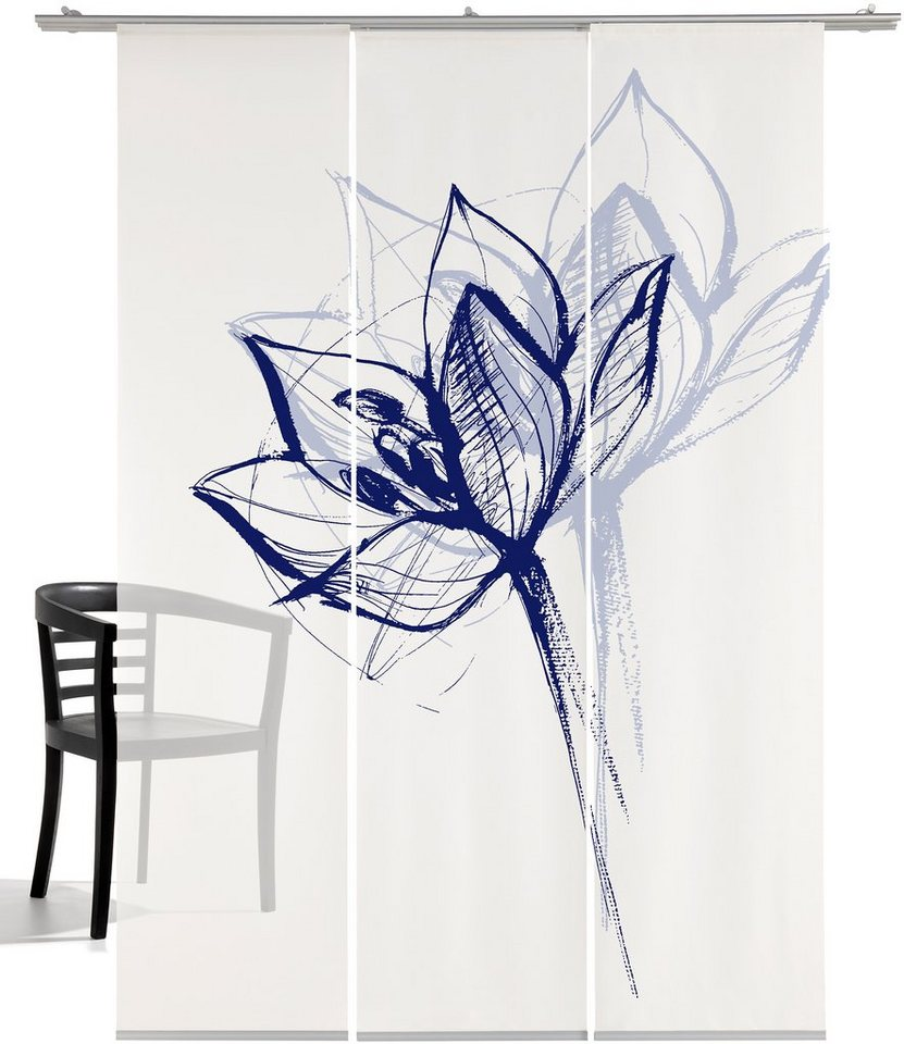 mit klettband 3 tlg incl technik online kaufen otto. Black Bedroom Furniture Sets. Home Design Ideas