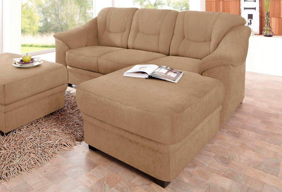 sit more polsterecke xxl wahlweise mit bettfunktion inklusive komfortablem federkern online. Black Bedroom Furniture Sets. Home Design Ideas