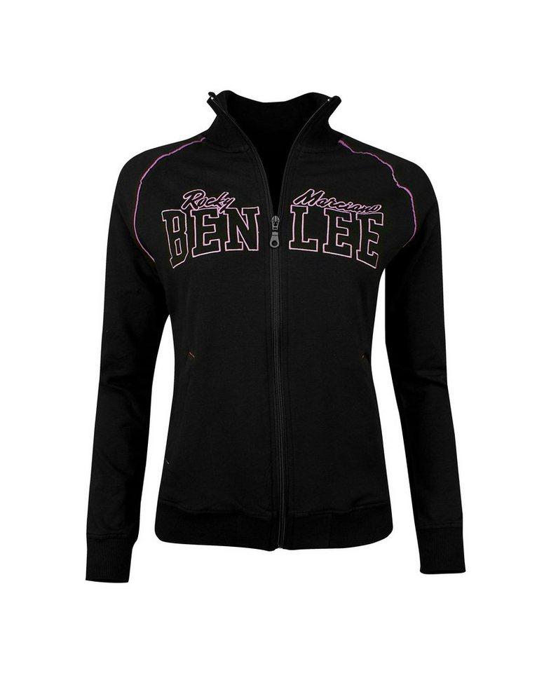 Benlee Rocky Marciano Trainingsjacke in Black