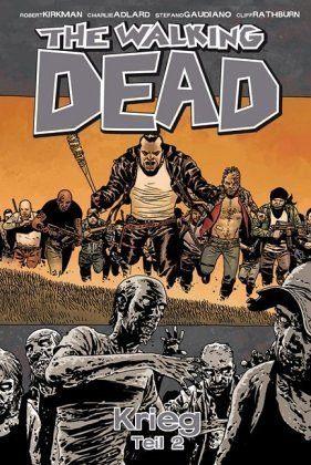 Gebundenes Buch »Krieg (Teil 2) / The Walking Dead Bd.21«