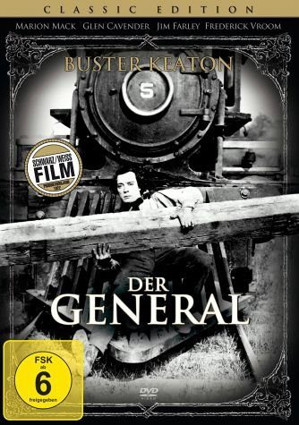 DVD »Der General«