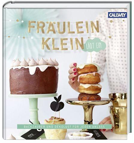 Gebundenes Buch »Fräulein Klein lädt ein«