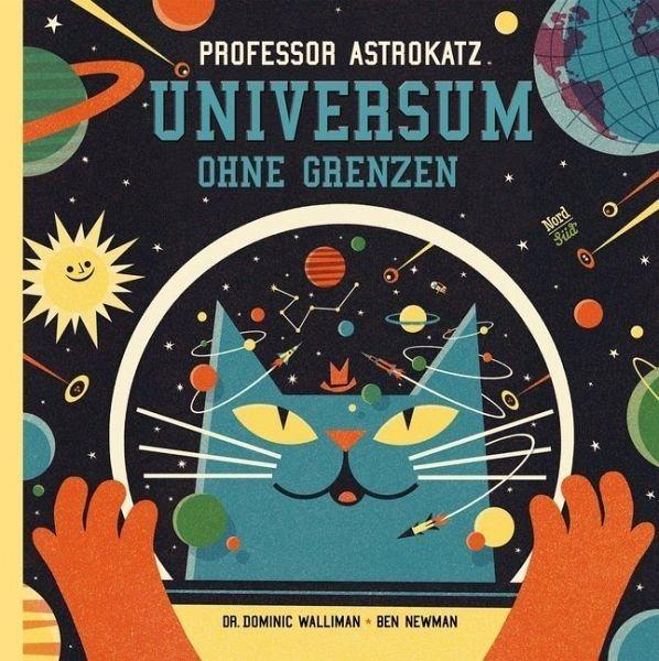 Gebundenes Buch »Professor Astrokatz«