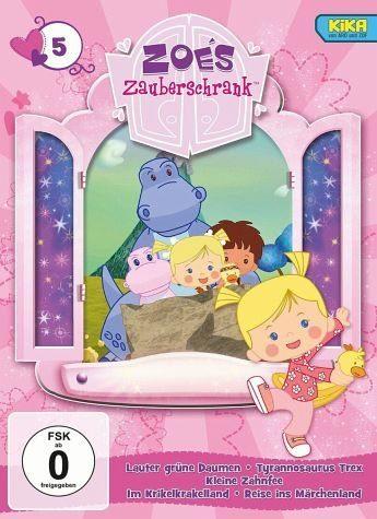 DVD »Zoés Zauberschrank 05«